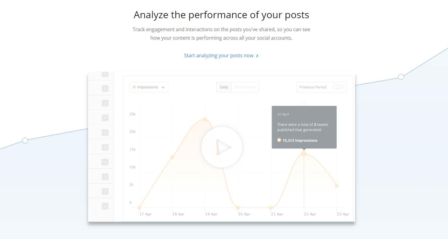 Buffer: Det alternative Hootsuite-alternativ til redaktionel planlægning - Software Tip