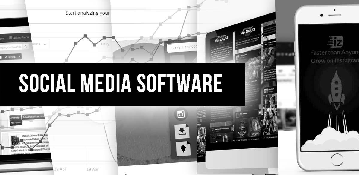 18+1 Værktøj til markedsføring på sociale medier: Software til Facebook, Youtube, Instagram + onlinekurser