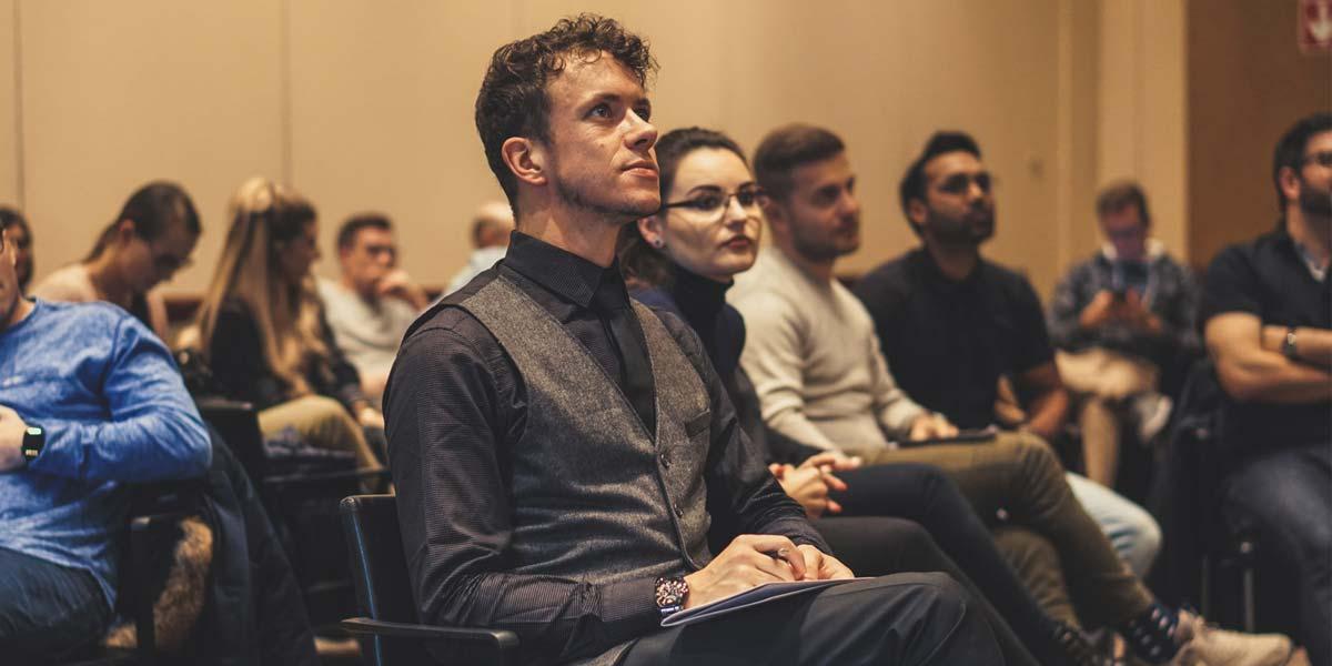 Start Ups og virksomhedsoprettelse - Speaker Lecture @ Berlin, Alexanderplatz