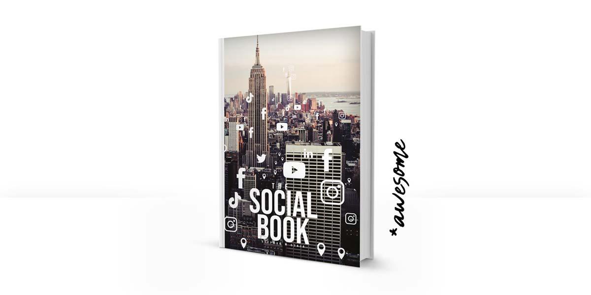 Den sociale bog - Grundlæggende principper for markedsføring af sociale medier for studerende og ledere