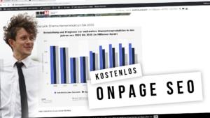 SEO Onpage-optimering - Onsite-tips med definition og forklarende video (gratis)