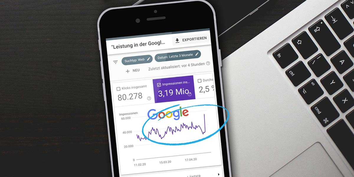 Google Algorithm Update: Sådan ændres SEO-rangeringerne på 4 dage - eksempel og bedste praksis