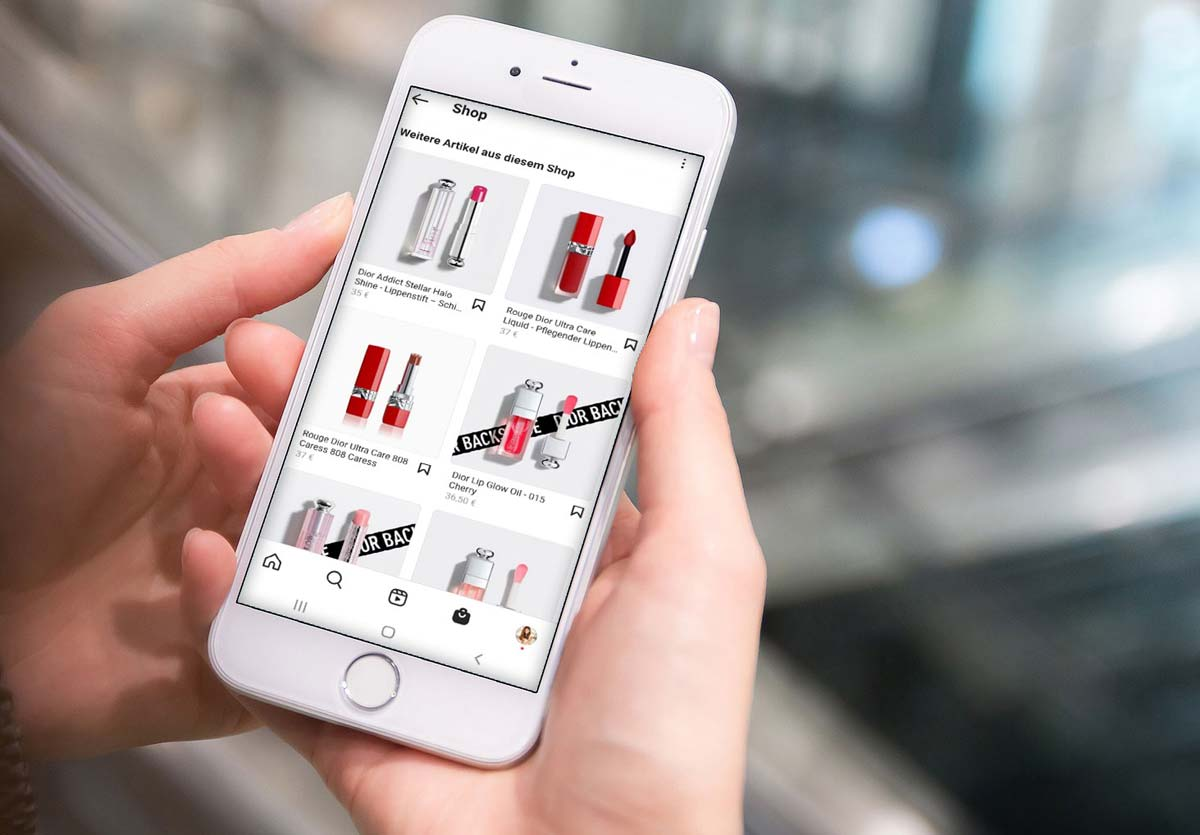 Instagram Shopping: Krav, instruktioner, omkostninger og tips - Sælge på Insta