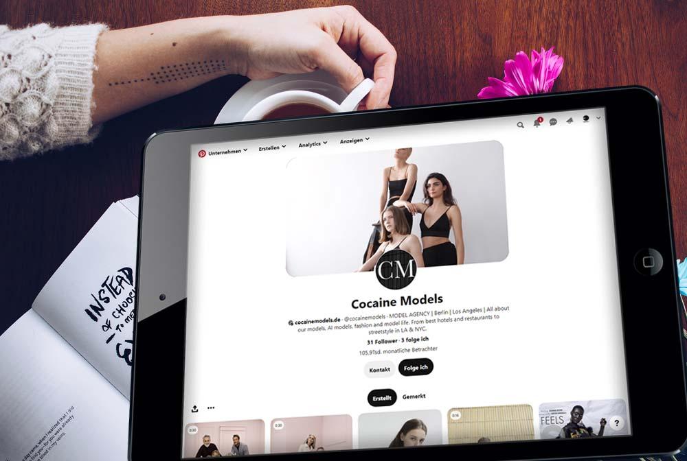 Pinterest Marketing Strategy: Organisk rækkevidde - 100.000 indtryk / måned, gratis!