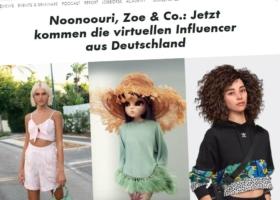 """Virtuelle avatarer: """"Kunstige mennesker"""" / VR i reklamer og kampagner – Interview på OMR"""